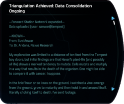 Triangulation Achieved: Data Consolidation Ongoing