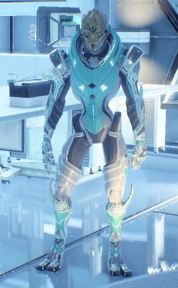 Lieutenant Sajax