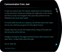 Communication from Jaal - after Meridian.png