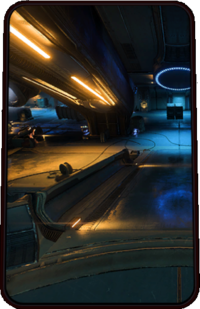 Codex Card Battle on the Archon's Flagship.png