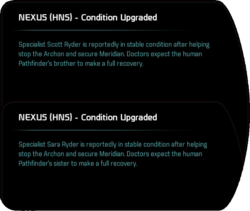 NEXUS (HNS) - Condition Upgraded