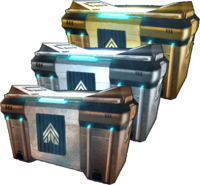 Credit Loot Box