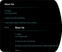 About Zia