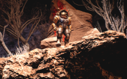 Parlay with the Krogan