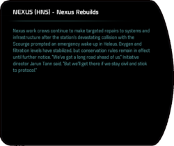 NEXUS (HNS) - Nexus Rebuilds