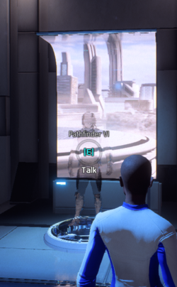 Task: Programming a Pathfinder