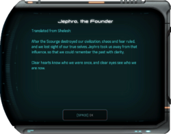 Jephro, the Founder