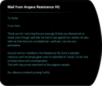 Mail from Angara Resistance HQ (return AI).png