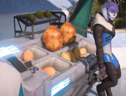 Task: Local Cuisine
