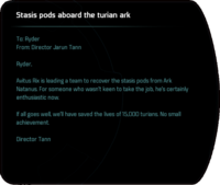 Stasis pods aboard the turian ark (Avitus Pathfinder).png