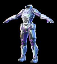 Heleus Champion Armor IV