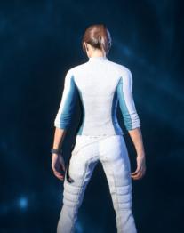 Casual Outfit - Short Sleeves - Back - Sara.png