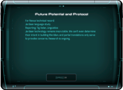Future Potential and Protocol
