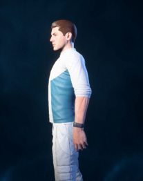 Casual Outfit - Short Sleeves - Side - Scott.png