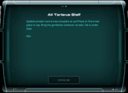 All Tartarus Staff