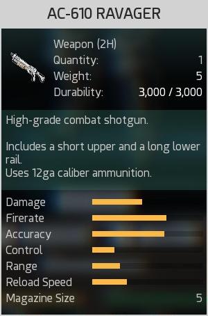 AC-610 Ravager