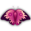 Medium Pink Butterfly.png