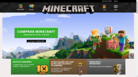 Minecraft.net homepage.png