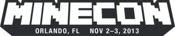 Logotipo do MINECON 2013