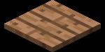 Nášlapná deska z tropického dřeva.png