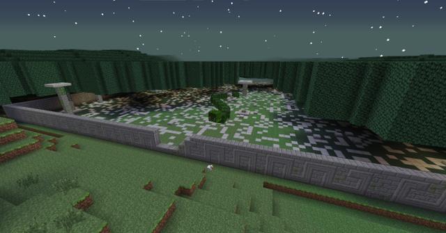 Die Arena der Naga