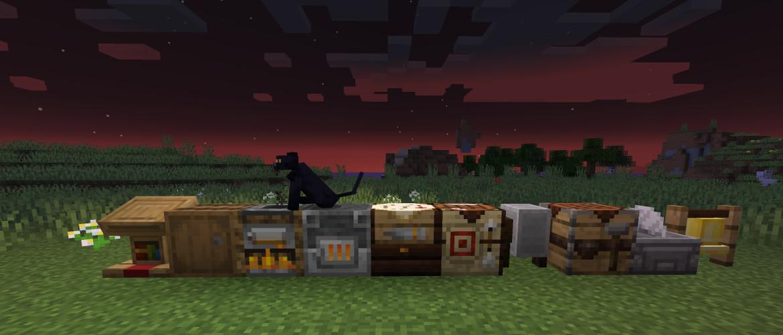 Minecraft Kartentisch Rezept.18w44a Das Offizielle Minecraft Wiki