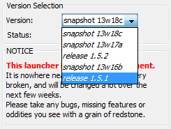 Launcher-Versionsselektion.png
