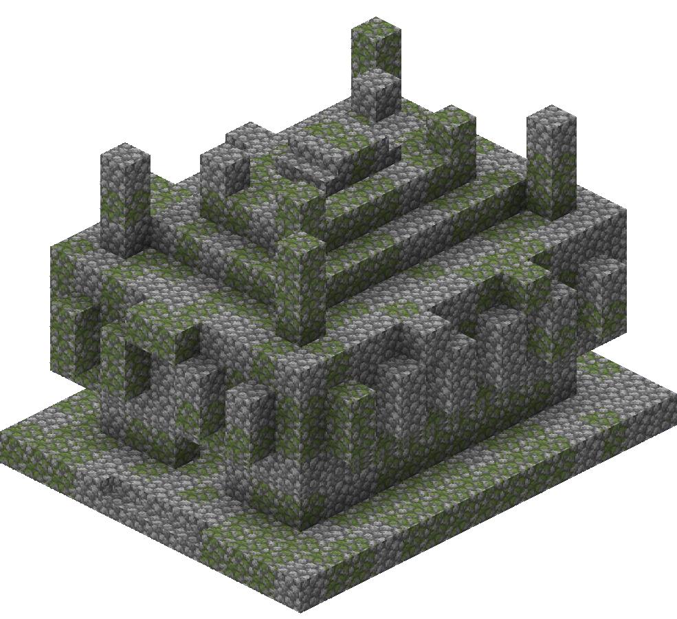 Dschungeltempel Das Offizielle Minecraft Wiki