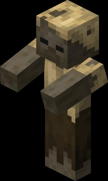 Zombie Minecraft Wüstenzombie – ...