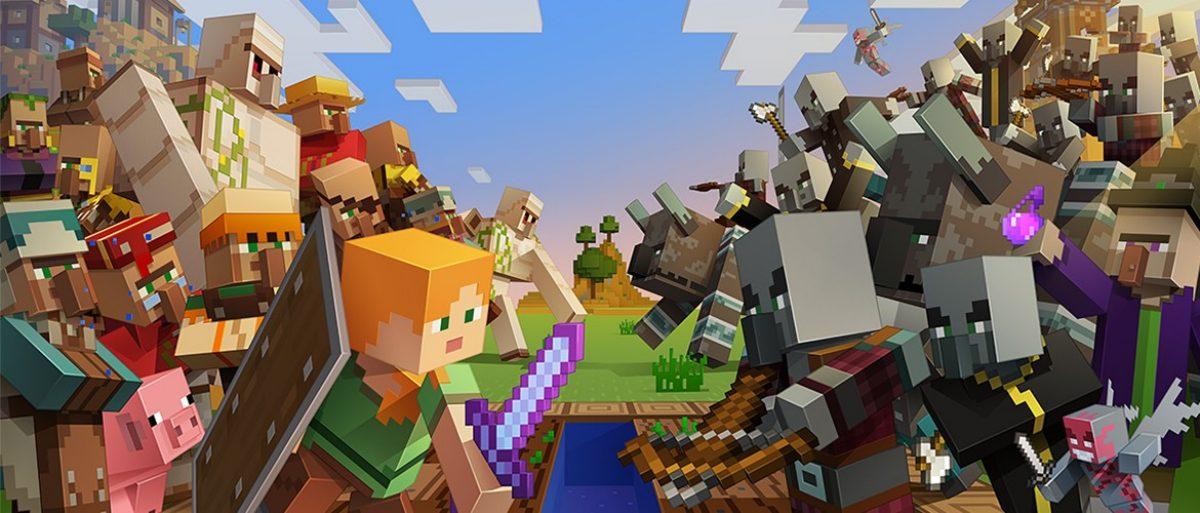 Minecraft Kartentisch Rezept.1 14 Das Offizielle Minecraft Wiki