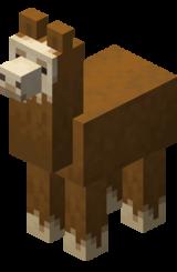 Was fressen lamas in minecraft