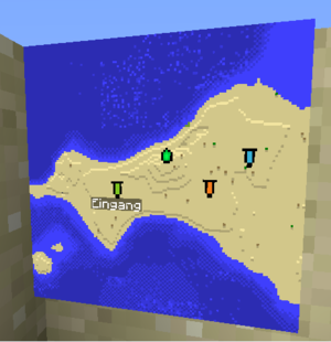 Minecraft Karte Kopieren.Karte Das Offizielle Minecraft Wiki