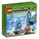 LEGO Minecraft Türme aus Eis.jpg