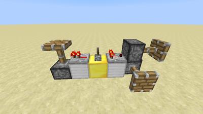 klebriger kolben minecraft