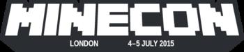Logo der MineCon 2015