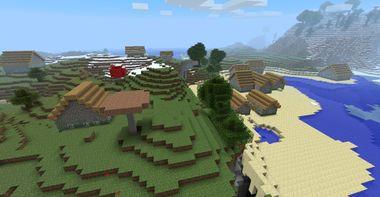 Dorf Das Offizielle Minecraft Wiki