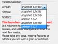 Launcher-Versionsselektion.png