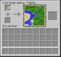 Minecraft Kartentisch Rezept.Kartentisch Das Offizielle Minecraft Wiki