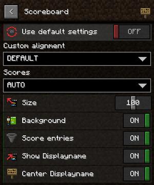 LabyMod Scoreboard Einstellungen.png