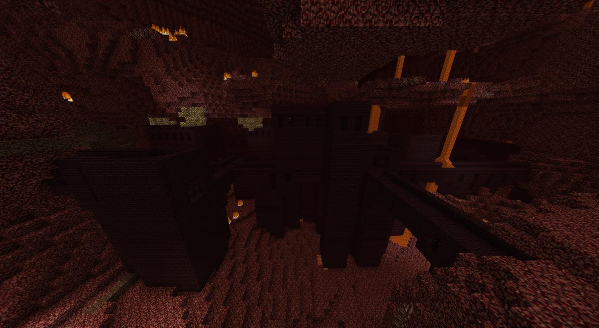 Fortaleza del Inframundo - El oficial Minecraft Wiki