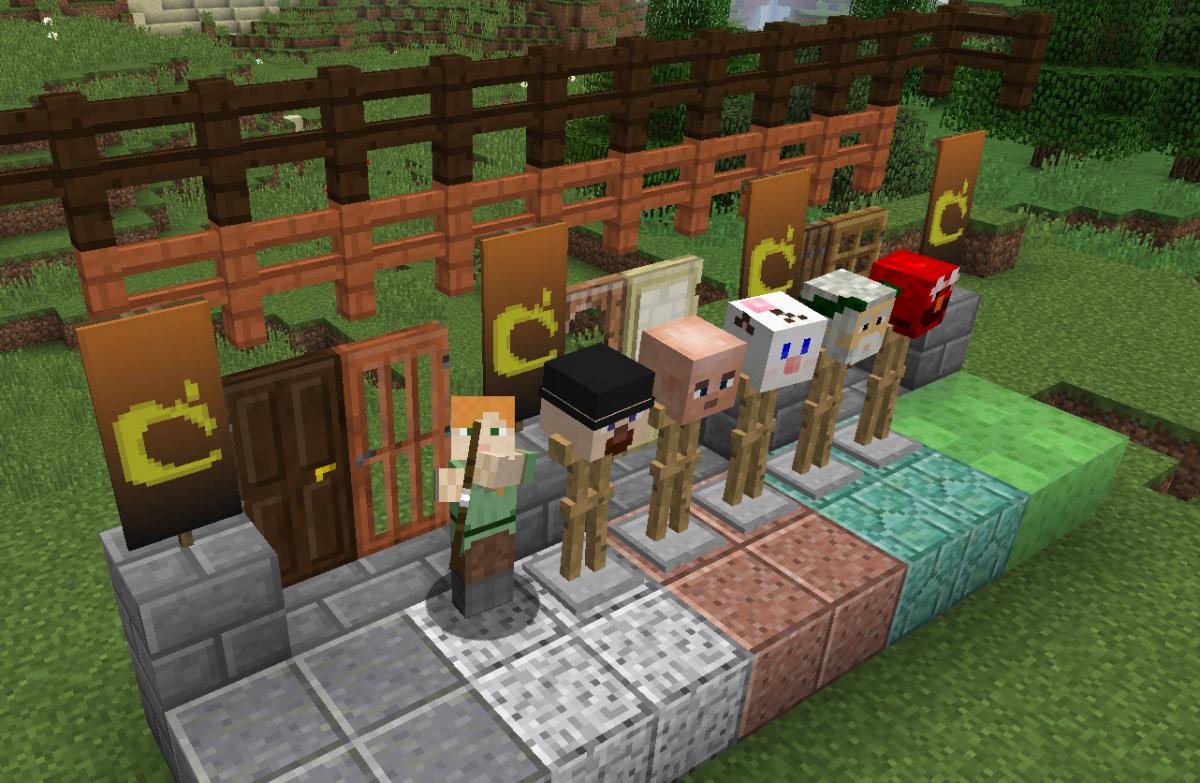 1 8 - El oficial Minecraft Wiki