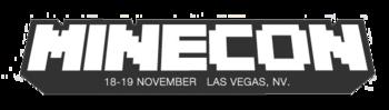 Logo de la MineCon 2011