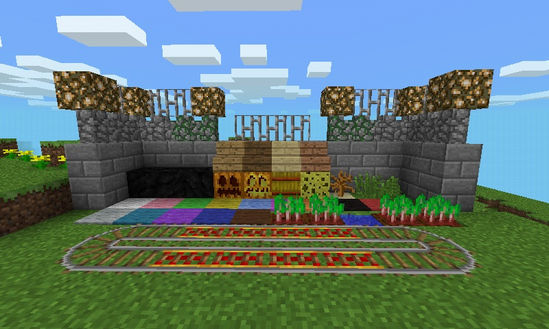 Version Portable Alpha 080 Le Minecraft Wiki Officiel