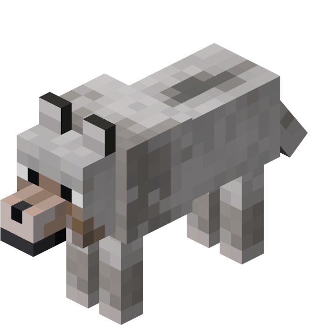 Loup Le Minecraft Wiki Officiel