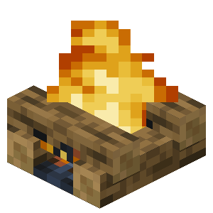 Feu De Camp Le Minecraft Wiki Officiel