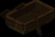Bateau en bois de chêne noir.png