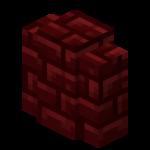 Muret en briques rouges du Nether.png