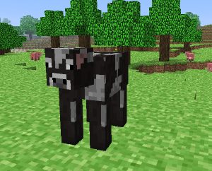 Vache Le Minecraft Wiki Officiel