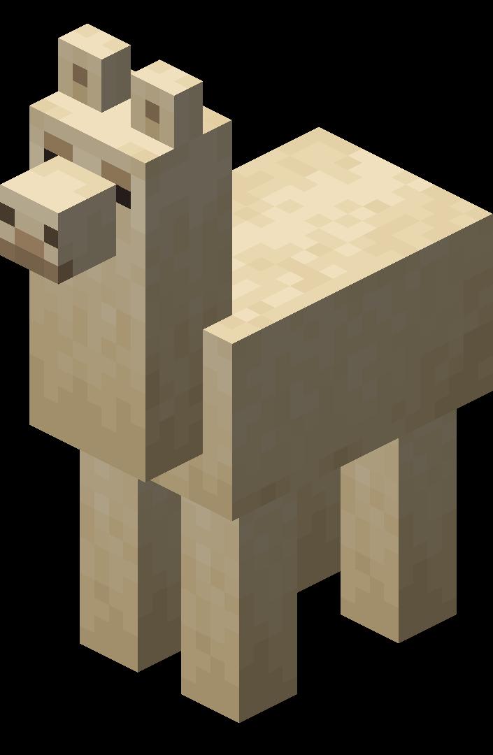 Llama – Official Minecraft Wiki