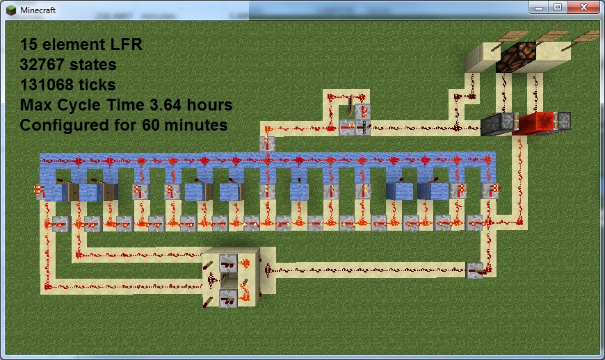 Clock circuit – Official Minecraft Wiki